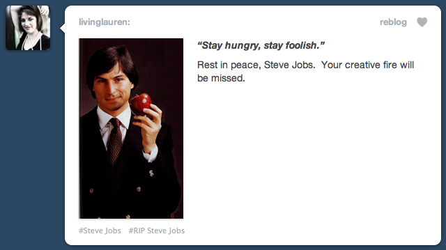 Inspirational Steve Jobs Quotes 1