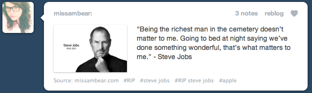 Inspirational Steve Jobs Quotes 10