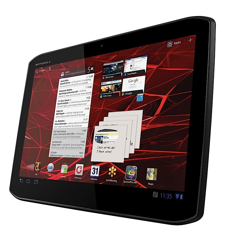 Motorola Xoom 2 and Xoom 2 Media Edition-pic 5
