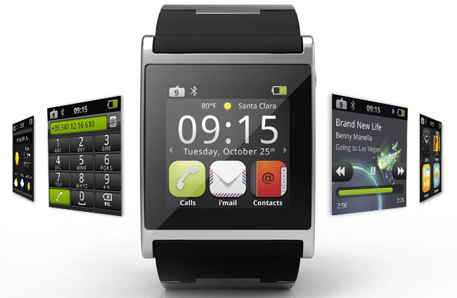 I'm-Watch-Android-based-smartwatch 1