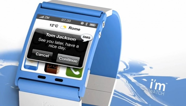 I'm-Watch-Android-based-smartwatch 2