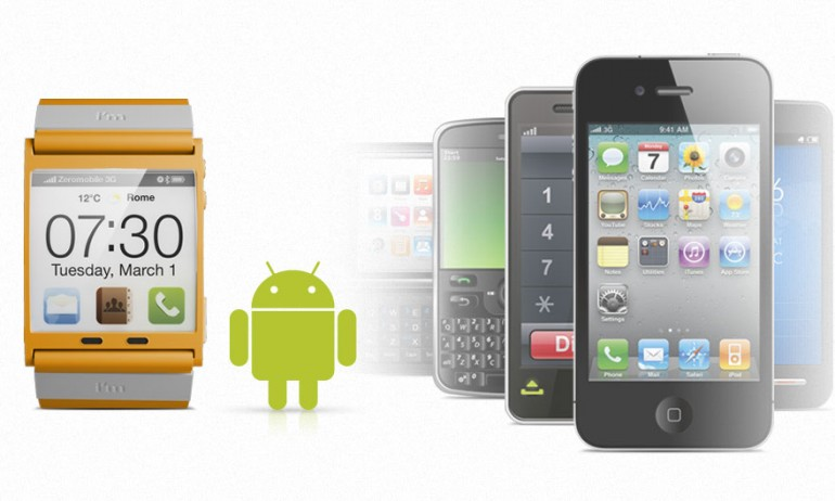 I'm-Watch-Android-based-smartwatch 4