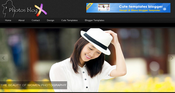 Photo-Gallery-Blogger-Templates
