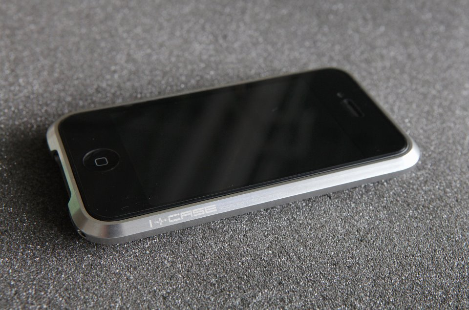 i+Case Aluminum iPhone 4S Case 8