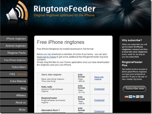 Safe Site Download Ringtones