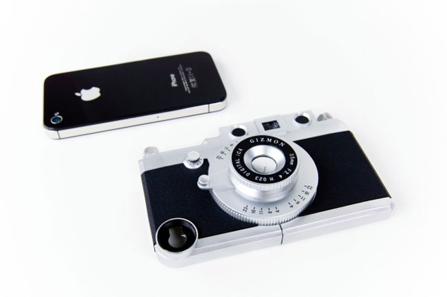 Rangefinder iPhone Camera Case 1