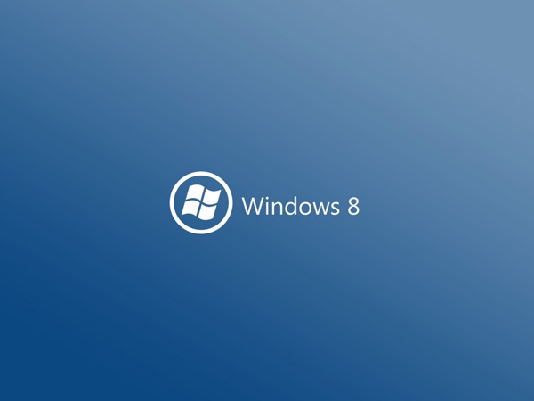 Windows 8 Logo Wallpaper