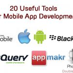 20 Useful Tools for Mobile App Development