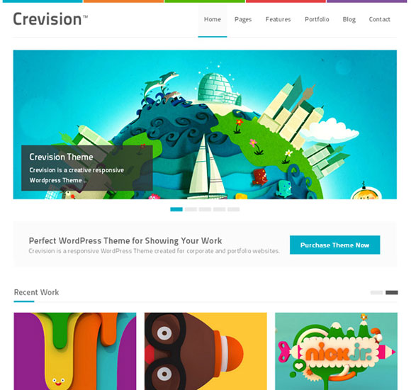 Crevision-Wordpres