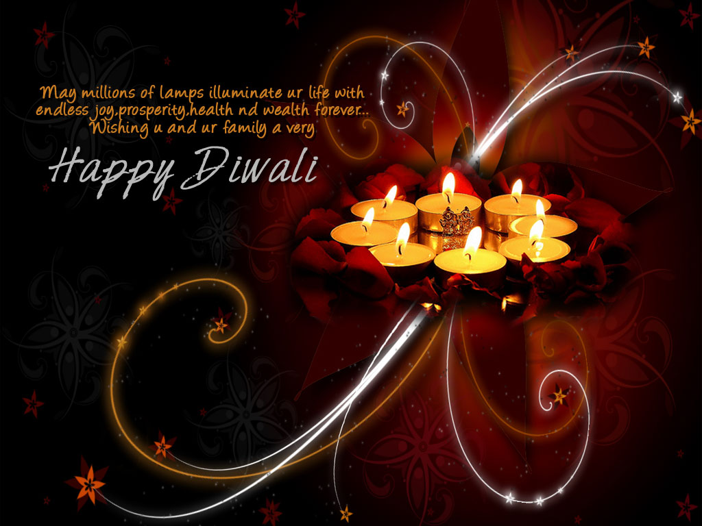 Diwali Wallpapers A Collection Of Deepavali Greeting Cards