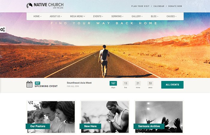 nativechurch-responsive-html5-template