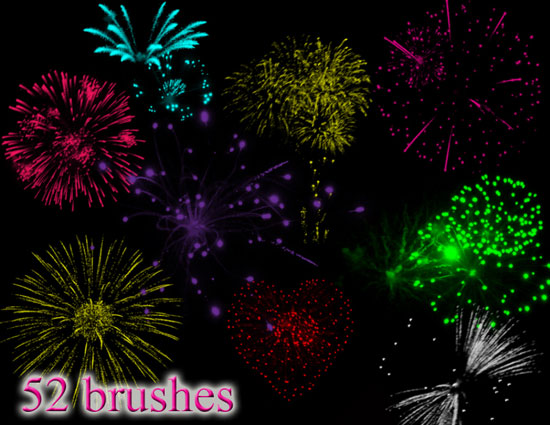 Fireworks-Brush-2