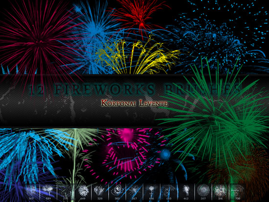 Fireworks-Brushes-8