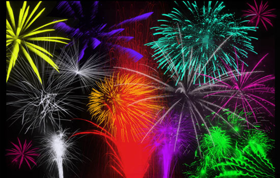 Fireworks-brush-by-AnnFrost-stock