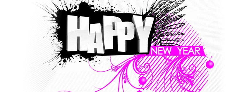 Happy new year 2013 facebook covers free happy new year facebook cover