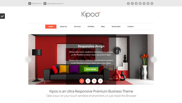 Kipoo-WordPress-Theme
