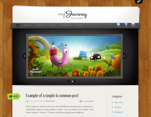 blog-wordpress-theme