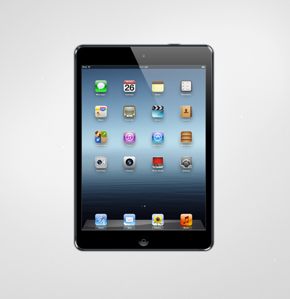 iPad-Mini-psd
