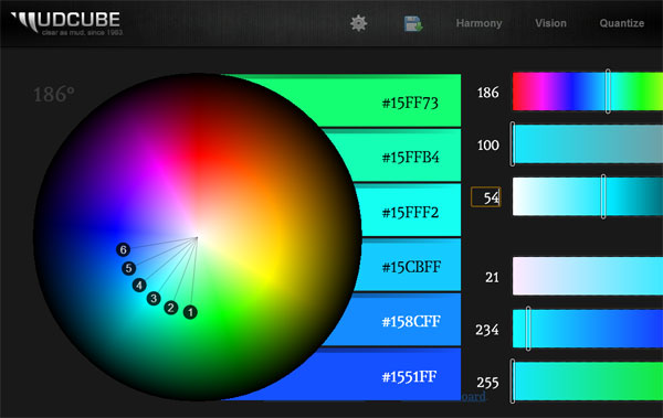 Color-Theory-Visualizer