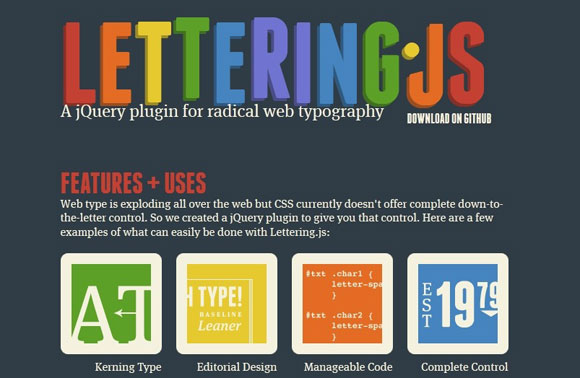 Lettering-js-web-type-query-plugin