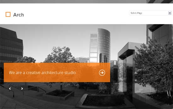 WordPress-theme-for-Architects