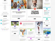 40 Free and Premium WordPress Themes – March 2013