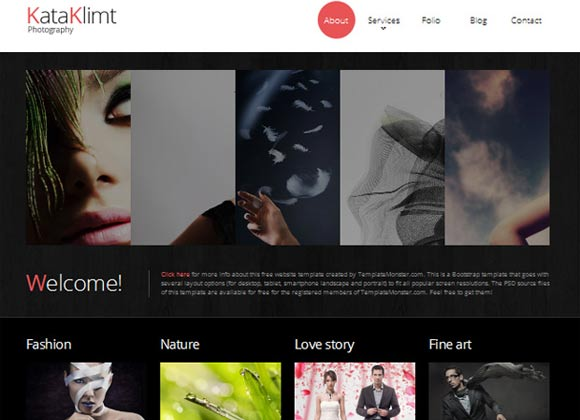Bootstrap-Responsive-Template