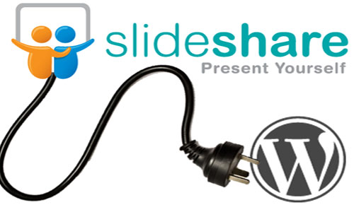 SlideShare Presentation to WordPress Site