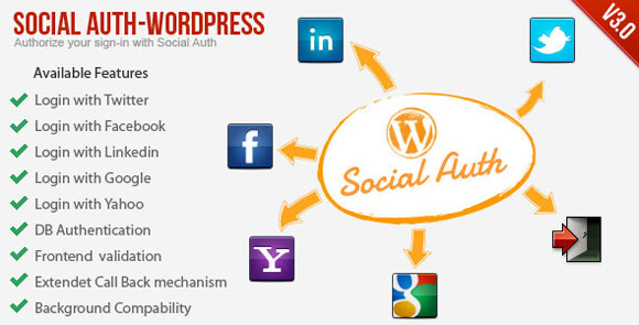 Social-Auth-WordPress-Plugi