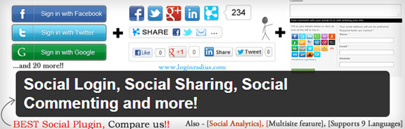 Social-Login--Social-Sharin