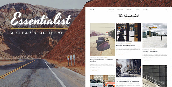 essentialist-wordpress-blog-theme