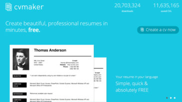 Free Tools to Create Resume Online