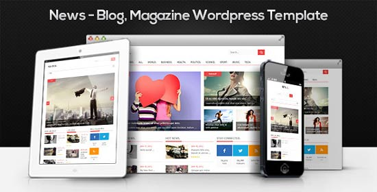 News-wp-theme