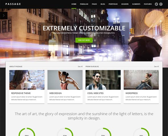 Passage-Wordpress-Theme