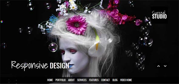 Surreal-Themes-Site