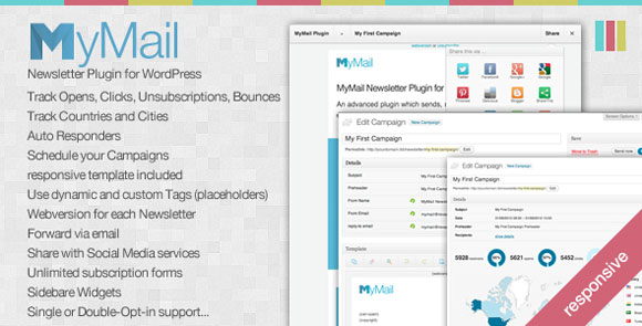 mymail-newsletter-plugin