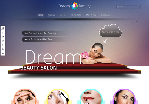 Dream-Beauty-Template