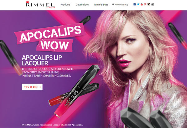 Rimmel-London-parallax-scrolling-website