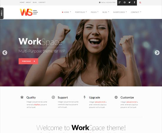 WorkSpace-Theme