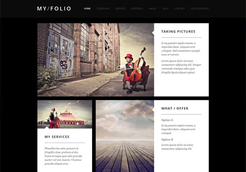 my-folio-joomla
