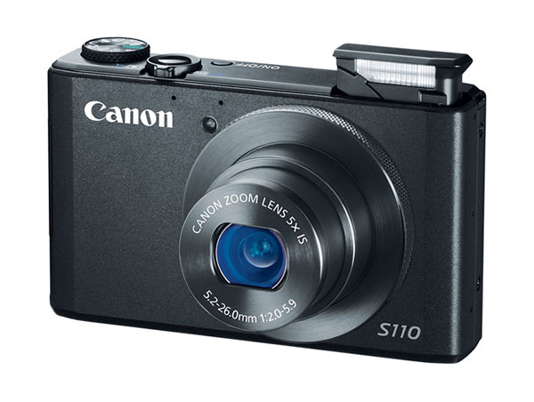 Canon PowerShot S110 12MP Digital Camera