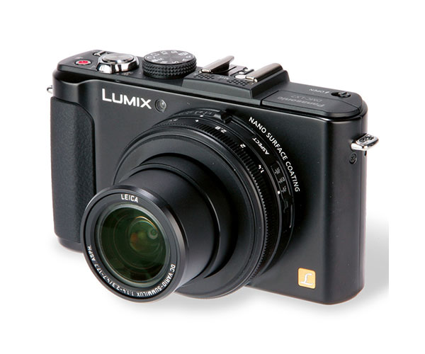 Panasonic LUMIX DMC-LX7K 10.1 MP Digital Camera