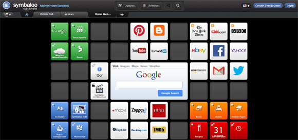 Symbaloo-iGoogle-alternative