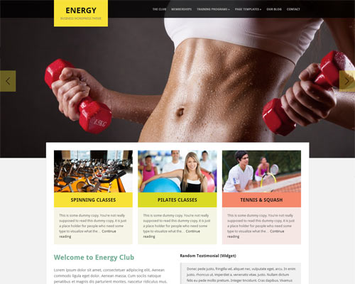 Energy-Business-WordPress-Theme