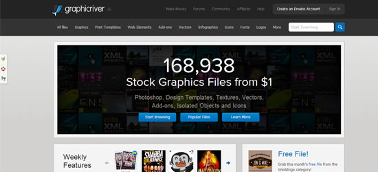 5 Best Online Marketplace for Graphic Design
