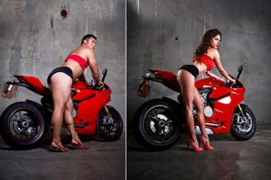 Men-Pose-As-Motorcycle-Models-1