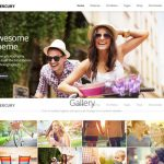 Mercury WordPress Theme to Promote Your Photography