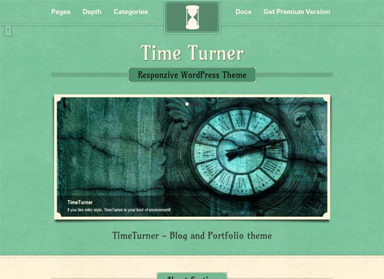 Time-Turner-Theme