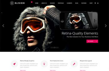 Elision-WordPress-Theme