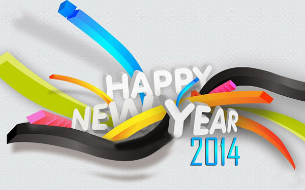 Happy-New-Year-2014-Colourful-Cards
